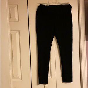 Maurices black leggings
